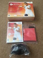 Nintendo Wii, Active Personal Trainer Kit Nuevo Y En Caja-a estrenar, caja abierta
