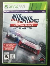 Brand New!!! Need for Speed: Rivals Complete Edition (Xbox 360, 2014) Sealed!!!