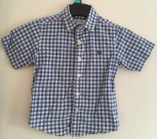 Boys Checked Jasper Conran Shirt Size 4 Years