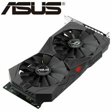 ASUS Video Card RX 570 4GB 256Bit GDDR5 Graphics Cards for AMD RX 500 series VGA