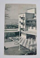 Vintage Hotel Avila, Caracas Venezula Postcard - B&W Typogravure