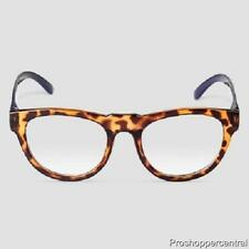 NEW Cat & Jack Girls Accessories Fashion Eyeglassses, Tortoise