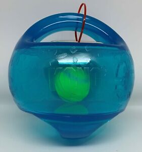 Kong Jumbler Ball Interactive Fetch Toy - 2 Sizes
