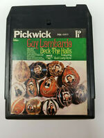 8 Track Tape Guy Lombardo Deck the Halls Christmas Music