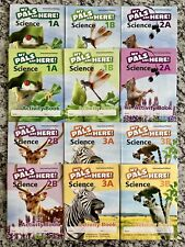 My Pals are Here Grades 1, 2, 3 Textbooks + Activity Books | Singapore Science