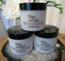 Philosophy When Hope Is Not Enough Replenishing Cream 60ml BUY 2 GET 1 FREE BN