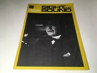 Sight And Sound Vintage Cinema Movie Magazine Autumn 1976 Film Noir Borges 70's