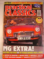 Practical Classics Spring 1996 #5 - MG Extra - MGF - MGTC
