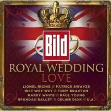 BILD ROYAL WEDDING LOVE EDITION CD WESTLIFE UVM NEU