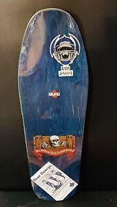 Skateboard Deck Rudy Johnson NORDIC Skull Jason Lee OG 1983 Reissue Per WELINDER