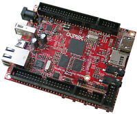 A10S OLINUXINO MICRO 4GB NAND SD HDMI Cortex-A8 1GHz 512MHz Linux Debian Android