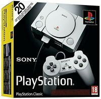 Genuine Official Sony PlayStation Classic - PlayStation (Region Free)