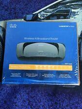 Linksys By Cisco Wireless-N Broadband Router WRT160N