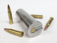 12GA to 17 HMR Shotgun Adapter - Chamber Reducer - Stainless - Free Shipping!!