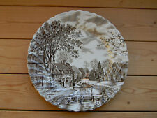 """Brown Johnson Brothers Cotswold 10"""" Dinner Plate Excellent"""