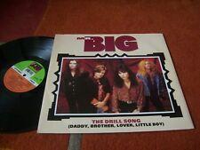 """MR BIG-La canzone di trapano 12"""" SINGLE 1991... condizione EX emissione del Regno Unito A1/B1 premendo"""