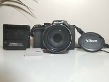 Nikon COOLPIX P510 16.1MP Digital Camera - Black - Please Read