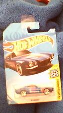 Hot Wheels-US-Carte #153'70 Camaro-bleu métallisé, Rouge & Blanc