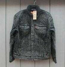 "Mens Levi's Jacket Fleece Lined Four Pocket Jacket Large 44"" Chest"