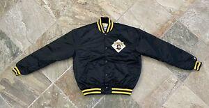 Vintage Pittsburgh Pirates Starter Satin Baseball Jacket, Size XL
