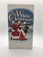 Irving Berlin's White Christmas VHS Movie