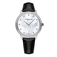 Raymond Weil Toccata Mother of Pearl Diamond Dial Ladies Watch 5388SLS97081