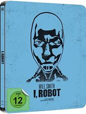 I, ROBOT (Will Smith) Blu-ray Disc, Steelbook NEU+OVP