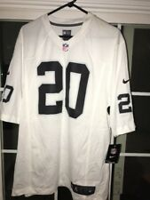 Nike 2014 Oakland Raiders Football Darren McFadden #20 On Field Pro Jersey L