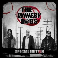 Winery Dogs - Winery Dogs [New CD] Special Edition