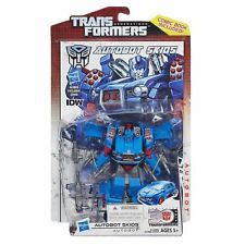 Transformers Deluxe Class ~ SKIDS Action Figure ~ 30th Anniversary Hasbro