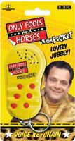 Only Fools and Horses in your Pocket Talking Keychain Keyring