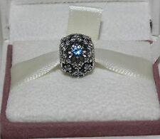 "AUTHENTIC PANDORA""Cinderella's Wish Disney Charm 791592cfl,     #885"