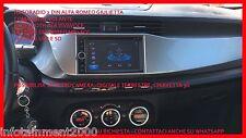 "AUTORADIO 6,2"" Alfa Romeo Giulietta Comandi volante bluetooth Navigatore gps Dvd"