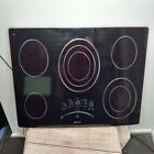 """Jenn-Air Touch Control Electric 5 Burner 36"""" Glass Radiant Surface Cooktop photo"""