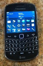 BlackBerry Bold 9900 - 8GB - Black (AT&T) Smartphone Tested