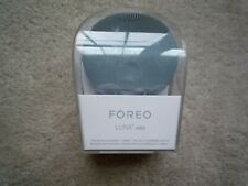 FOREO LUNA mini For All Skin Types T-Sonic Facial Cleansing Device Cool Grey