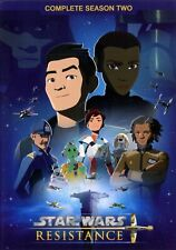 Star Wars Resistance The Complete Season Two 2 (DVD 3 Disc Set)