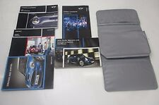 BMW MINI Owners Handbook Case / Wallet With Book Pack Genuine For R50 R52 #4
