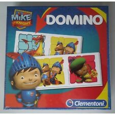 Mike the Knight, Mike le chevalier, Dominos