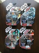 Star Wars Force Unleashed No. 9, 10, 11, 12