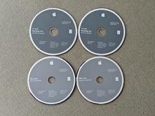 "Apple original installation disks, 13"" Macbook Pro and Mac Mini"