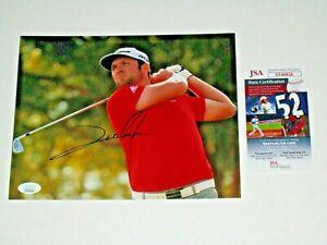 Jon Rahm signed TaylorMade PGA Golf Tour 8x10 Photo JSA #FF00826