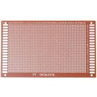 SODIAL R 5 Pcs 3 Position PCB Monture connecteur Terminal bloc 16A