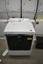 "Maytag Medb835Dw 29"" White Front Load Electric Dryer Nob #40204 Clw"