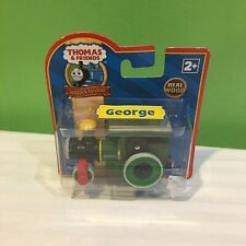 NEW RARE THOMAS & FRIENDS WOODEN RAILWAY GEORGE WOOD TRAIN FREE SHIPPING