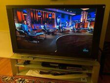 """SonyGrand Wega Kdf-E60A20 60"""" 1080p Hd Rear-Projection Tv W/ Remote & Stand!"""