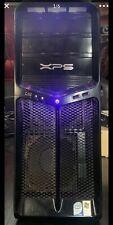 Vintage DELL XPS 630i DESKTOP CORE2 QUAD Q6600 2.4GHZ 8GB RAM 2TB HD Computer