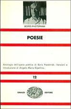 PASTERNAK Boris, Poesie. Einaudi, NUE, 1971