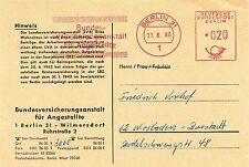 Stempel für Philatelie-Sammler aus der Bundesrepublik mit Freistempel