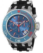 22363 Invicta Specialty Subaqua Quartz Men 52mm Chronograph Silicone Strap Watch